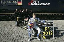 Mehr Motorsport - 95.000 Euro F�rdergeld: Kirchh�fer ist Motorsport-Talent des Jahres