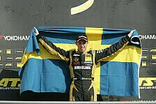 GP3 - Neue Aufgabe f�r Formel-3-Champion: Eriksson steigt in die GP3 auf