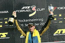 Formel 3 Cup - Ein Wikinger f�hrt allen davon : R�ckblick 2012: Formel 3 Cup