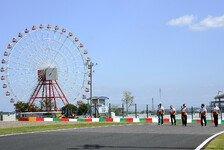 Formel 1 - Bilderserie: Rennkalender 2014