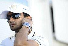 Formel 1 - Weiteres Jahr bei HRT angestrebt: Karthikeyan sieht seine Zukunft in der F1