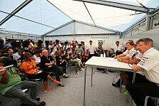 Formel 1 - Bilderserie: Reaktionen zu Schumachers R�cktritt