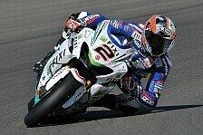 Superbike - Valentine zufrieden mit seinem Team: Produktiver Test f�r Suzuki