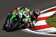 Superbike - Rost schnell abgesch�ttelt: Kawasaki beendet ersten Test auf einem Hoch
