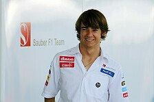 Formel 1 - Dank Telmex schon 2013 im Cockpit?: Sauber: Gutierrez ernstzunehmender Kandidat