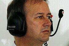 Formel 1 - R�ckkehr von Testmannschaften droht: Neale sieht Testfahrten unter der Saison kritisch