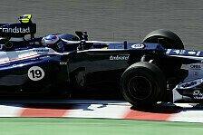 Formel 1 - Fokus auf die Traktion gelegt: Bottas: Neuer Williams ohne Stufennase