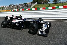 Formel 1 - Tolle Fortschritte: Gillan: Bottas ist rennbereit