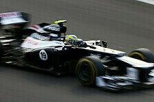 Formel 1 - Am Ende kein unn�tiges Risiko: Williams: Rennpace stimmt zuversichtlich