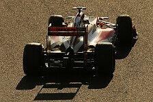 Formel 1 - Karthikeyan ohne Grip: De la Rosa: Zweite Runde war fast perfekt