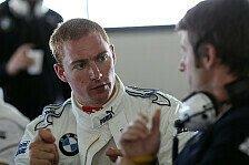 DTM - Martin neuer Ersatzfahrer bei BMW