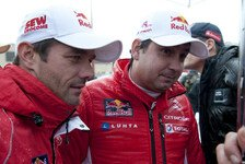 WRC - Kein Druck in Frankreich zu gewinnen: Loeb: Titel oberste Priorit�t