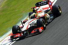 Formel 1 - Nah an Pic und Petrov: Gemischte Bilanz bei HRT