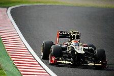 Formel 1 - Gehirn arbeitet offenbar falsch: Brundle: Grosjean hat nicht mehr viele Chancen