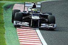 Formel 1 - Sennas Pace w�re im Qualifying gut gewesen: Williams hat f�rs Rennen noch Hoffnung