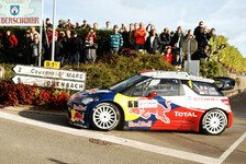 WRC - Starke Aufholjagd von Neuville: Loeb auch am Samstag unantastbar