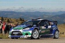 WRC - Zweiten Platz halten: Latvala �rgert sich �ber Fehler
