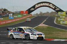 Mehr Motorsport - Enger Abstand an der Spitze: Bathurst 1000: Davison f�hrt zur Pole