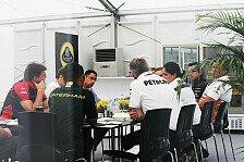Formel 1 - Auch FOTA-Aussteiger dabei: Teamtreffen in Japan ohne Red Bull