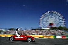 Formel 1 - Bilderserie: Die tapferen F1-Piloten aus Japan