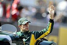 Formel 1 - Noch keine Einigung f�r kommende Saison: Managerin: Petrov in Sochi am Start