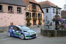 WRC - N�her denn je am Asphalt-Sieg: Latvala stolz auf seine Performance