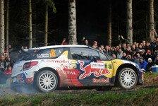 WRC - Insgesamt selbstbewusster: Neuville: H�tte um Podestplatz k�mpfen k�nnen