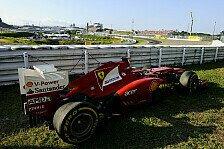 Formel 1 - Domenicali glaubt nicht an Gl�ck & Pech: Ferrari: Ein bitters��er Sonntag