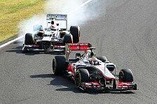 Formel 1 - Auch Perez-Wechsel st��t auf Zustimmung: Ecclestone: Hamilton als Mercedes-Anreiz