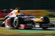 Formel 1 - Die F1 r�tselt: Was macht Vettel und Red Bull so schnell?