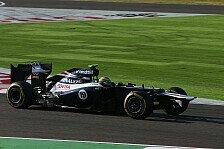 Formel 1 - Vorzeitiges Geburtstagsgeschenk in Korea?: Bruno Senna