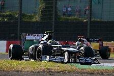 Formel 1 - Beide Autos m�ssen punkten: Mark Gillan