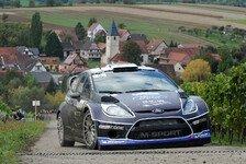 WRC - Novikov trotz �berschlags im Ziel: T�nak schreibt Geschichte