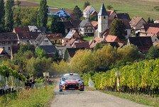 WRC - Power Stage zum Auftakt: Neue Streckenf�hrung f�r Rallye Frankreich