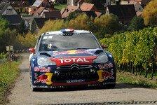 WRC - Start mit einem Knall: Frankreich: Rallye startet mit Power Stage