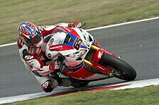 Superbike - Gut, aber nicht konstant: R�ckblick: Honda