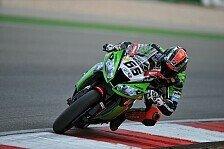 Superbike - 2013 mit Konstanz zum Titel: Sykes mit erhobenem Haupt aus der Saison