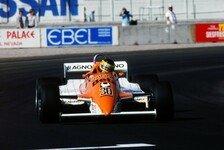 Formel 1 - Bilderserie: Die Geburtstage der Woche