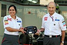 Formel 1 - An der Haarpracht hat sich nicht viel ge�ndert: Kaltenborn streut Sauber zum Geburtstag Rosen