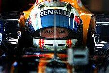 Formel 1 - Podiumsplatzierung ist das Ziel: Ricciardo: 2013 von gro�er Bedeutung