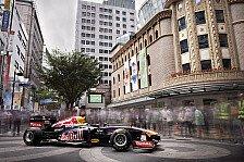 Formel 1 - In den Stra�en von Seoul: Video - Red Bull l�sst es in Seoul krachen