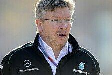 Formel 1 - Geeignetes Forum f�r Kernfragen: Brawn findet Gefallen an Reglementskommission