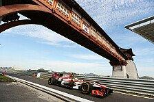 Formel 1 - Technisch sehr anspruchsvoll: HRT-Fahrer sammeln erste Streckenerfahrung