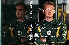 Formel 1 - Oranje in Gr�n: Video - Van der Garde: 1. Caterham-Interview