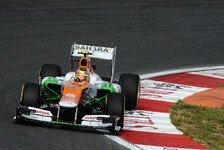 Formel 1 - Bianchi, Senna, Force India und Caterham
