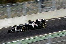 Formel 1 - Premierenfahrt mit Hindernissen: Bottas sucht den Rhytmus