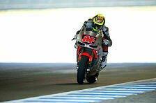 MotoGP - Von erster Runde an wohlgef�hlt: Rolfo auf ART-Bike gl�cklich