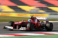 Formel 1 - Updates f�r die kommenden Rennen: Ferrari Vorschau: S�dkorea GP