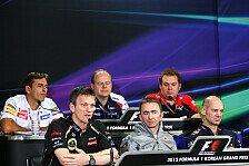 Formel 1 - Es ist ein Gl�cksspiel: Indischer Zoll bereitet Teams Kopfzerbrechen