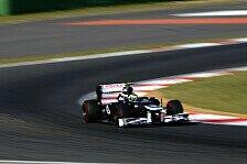 Formel 1 - Im Wissen um das Problem: Williams: Auto am Ergebnis schuld